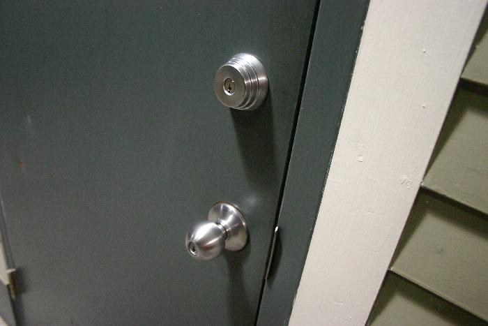 sécurisation des portes