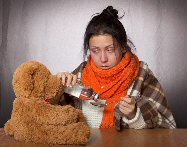 Fièvre, état grippal, frisson? Essayez les huiles essentielles